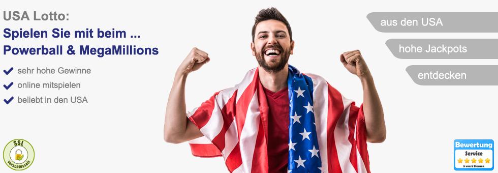 Lotto Spielen Usa